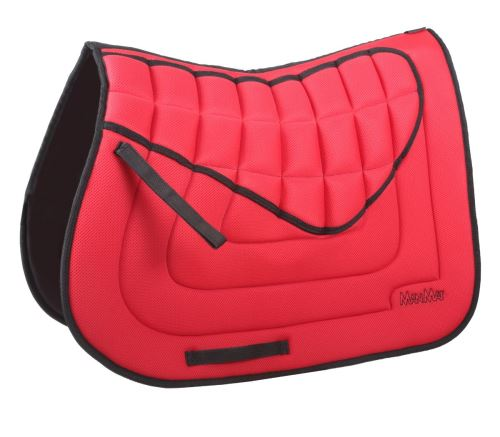 QUILTED SQUARE saddle pad - high padding