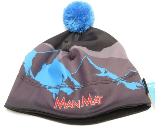 SPORT HAT ManMat (pom-pom colour)